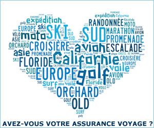Avez-vous votre assurance voyage?