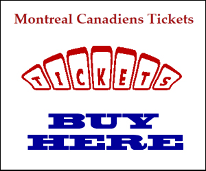 Buy Montreal Canadiens tickets here