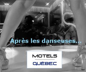 Motels Québec - dormez-y après les danseuses